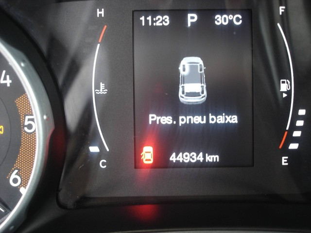 COMPASS 2017/2018 2.0 16V DIESEL LONGITUDE 4X4 AUTOMÁTICO - Foto 6