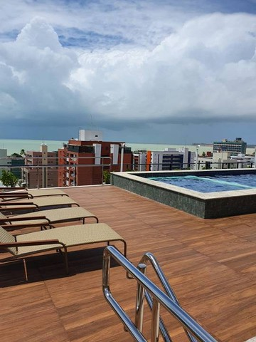 Apartamento mobiliado - Cabo Branco - Foto 19