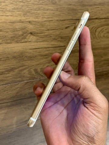 iPhone 7 Plus 32GB Dourado Gold - Até 12x no cartão! Semi novo, perfeito 32 GB - Foto 6