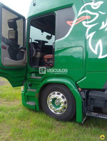 Scania R500 6x4 Suspensão a Molas - Foto 10