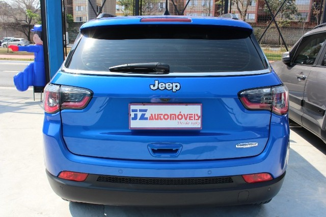 Jeep Compass Longitude 2.0 Automático 2017 - Foto 7