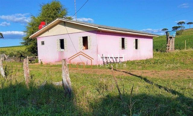 Terreno Rural 25 hectares com Casa e Galpão em Capão Alto SC - Foto 7