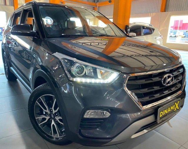 Hyundai Creta Prestige 2.0 At 2018