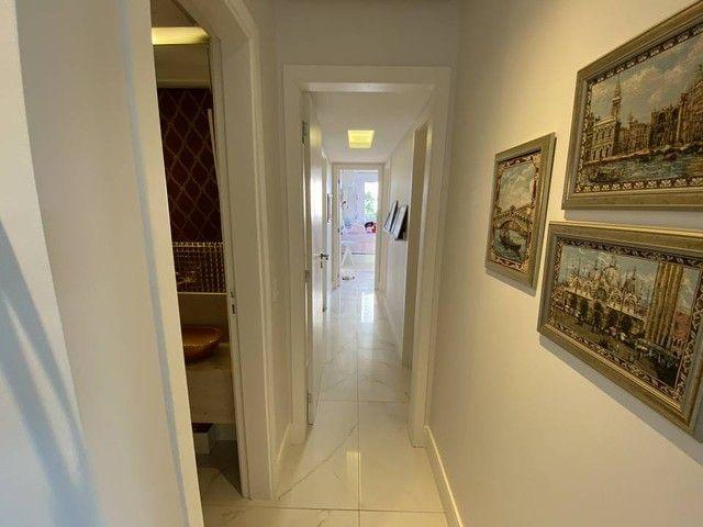 Apartamento venda com 180 metros quadrados com 3 quartos suítes em Patamares - Salvador -  - Foto 16