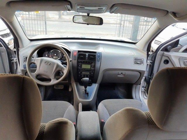 Hyundai Tucson GLS 2.0 Automática Impecável!!!! - Foto 13