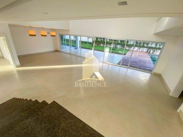 Casa de Luxo Alphaville 1 - Cuiabá - ótima localização no condomínio.  - Foto 3