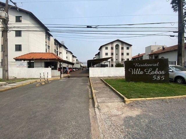 Apartamento para venda possui 85 metros quadrados com 3 quartos em Cidade Industrial - Cur