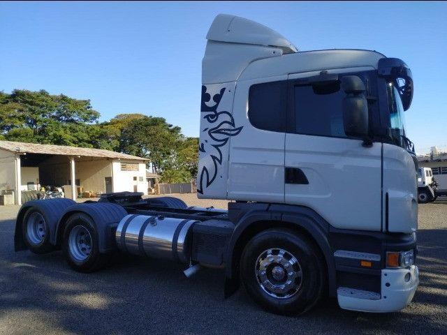 Scania g380 g420 volvo 440 460 r380 man iveco mb carretas - Foto 17
