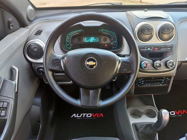 Chevrolet Agile LTZ 1.4 - Completo - Foto 9