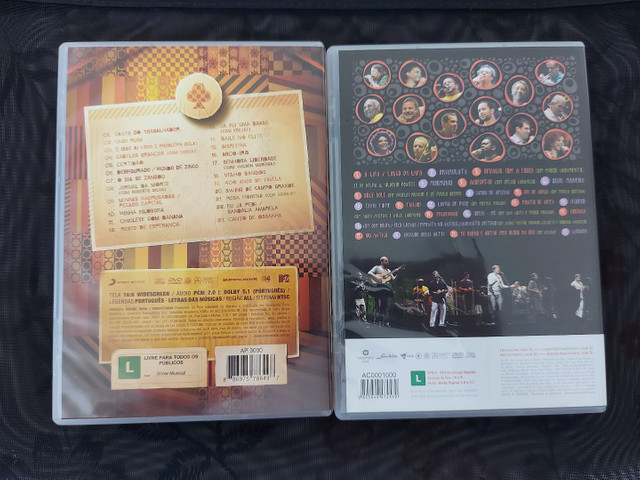 CASUARINA - 2 DVDS - Foto 2