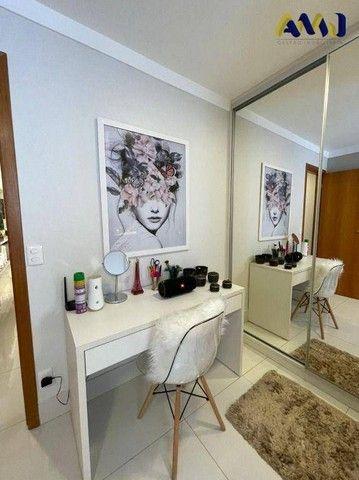 Mobiliado e decorado no Setor Bueno - Incanto Viver Bueno - Foto 13