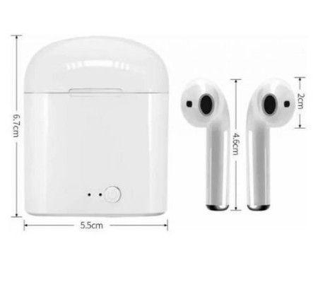 Fone De Ouvido in-ear I7S Mini Tws  Sem Fio Com Bluetooth - Foto 3