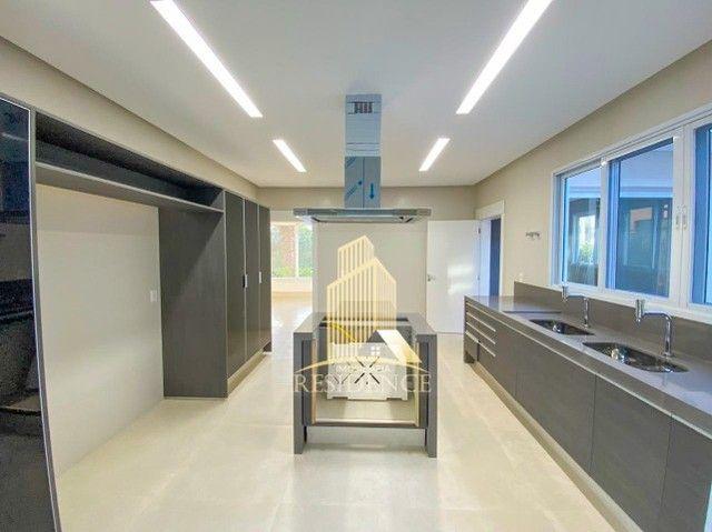 Casa de Luxo Alphaville 1 - Cuiabá - ótima localização no condomínio.  - Foto 11