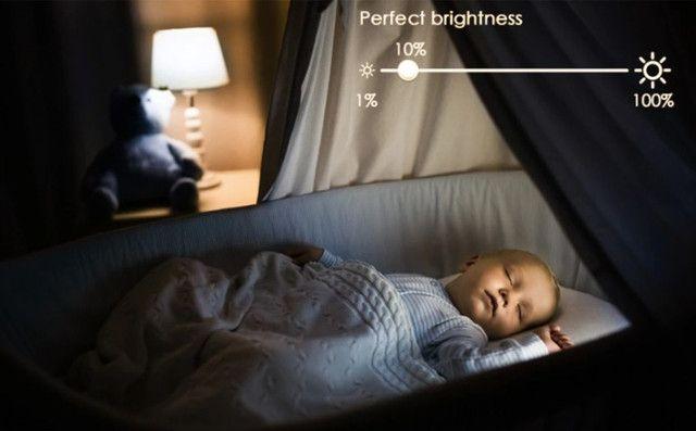 Lâmpada LED inteligente WIFI, Alexa, Google. Cor Branco 15w / equivale o brilho 100w - Foto 4