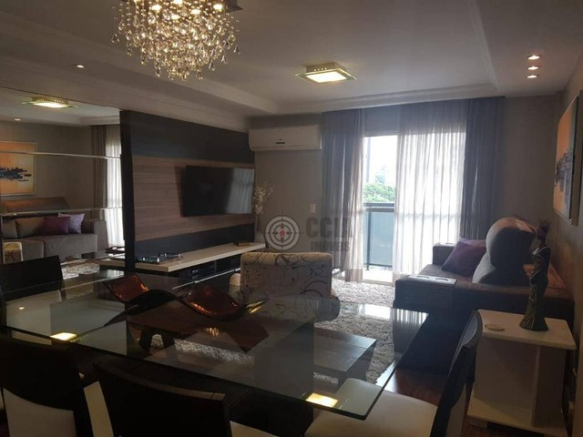 Apartamento com 1 dormitório à venda, 110 m² por R$ 465.000,00 - Centro - Foz do Iguaçu/PR - Foto 3