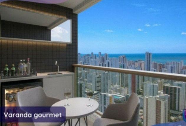 KMRL- Edf. Shopping Living Residence apt 1703 exclusivo todo no Acabamento Delux