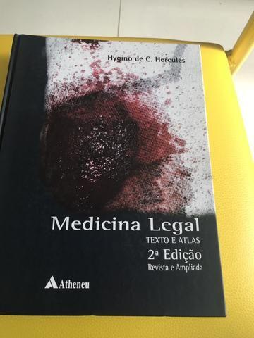 Medicina Legal para Peritos e estudantes de Medicina