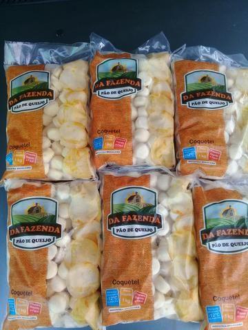 Pão de queijo fazendinha