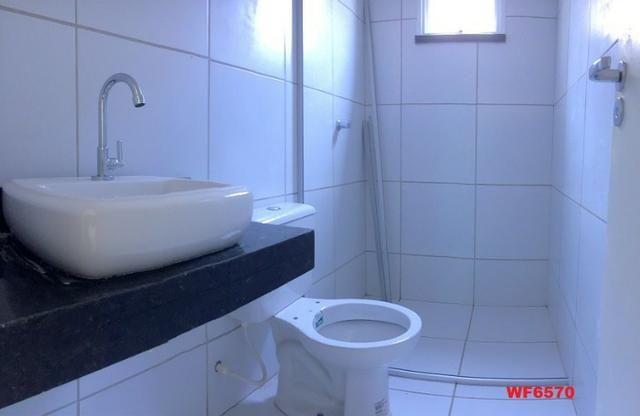 Casa plana na Sapiranga, 3 suítes, 2 vagas, casa nova, Próx Edilson Brasil Soares - Foto 6