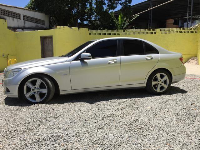 Mercedes c 180 financio em até 60×