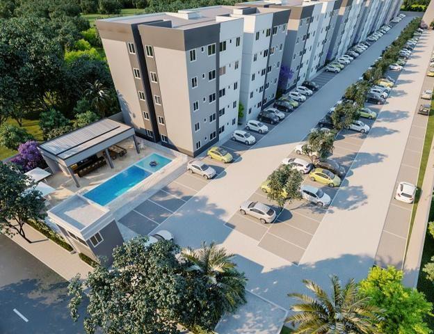 Apartamento no Centro da Caucaia Próx. Shopping Iandê - Promoção ITBI + Registro - Foto 13