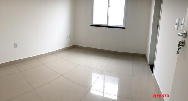 Casa plana na Sapiranga, 3 suítes, 2 vagas, casa nova, Próx Edilson Brasil Soares - Foto 3