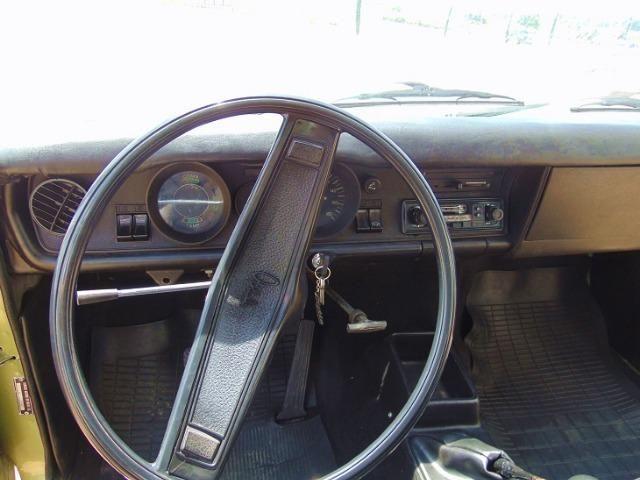 Gm - Chevrolet Caravan 1976 Placa Preta - Foto 9
