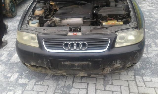 Audi A3 1.8 Turbo 180 cv 2001 4 portas Cambio Manual Sucata Em Peças - Foto 7