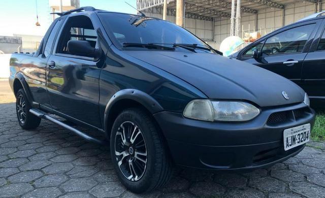 Fiat Strada Working Cabine Estendida 1.5l, Ano