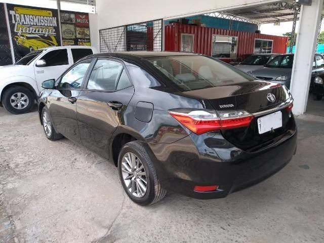 Toyota- Corolla GLI Upper 1.8 Aut. Flex, Ipva 2019 pago, Completo, Garantia até 2020, Novo - Foto 5
