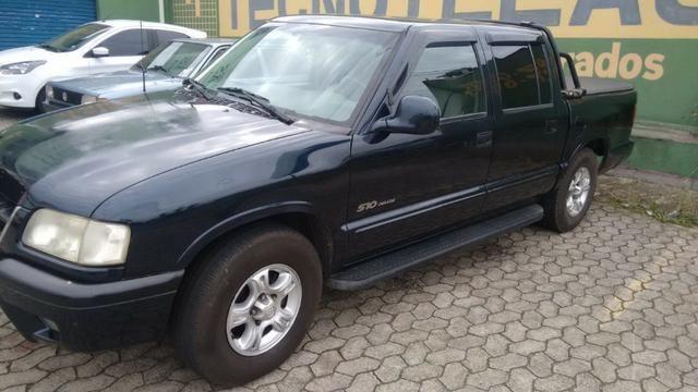Gm - Chevrolet S10 CD 4.3 V6 - muito linda - baixei para vender no dinheiro R$ 18.700,00