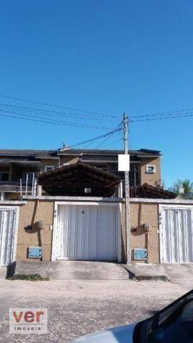 Casa com 2 dormitórios à venda, 99 m² por R$ 170.000 - Messejana - Fortaleza/CE