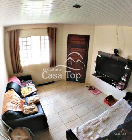 Casa à venda com 3 dormitórios em Cara-cara, Ponta grossa cod:1741 - Foto 3