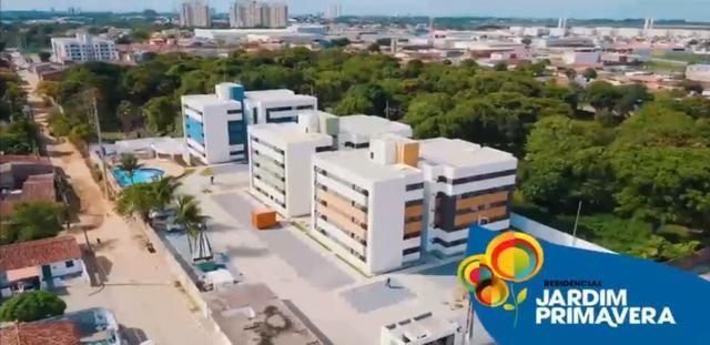 Viva Seu Jardim de Felicidade 2/4 ou 3/4 Novo, Pronto, Completo, 05 min Shopping Patio - Foto 6