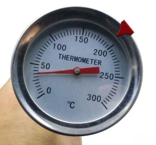 COD-AP50 Termômetro Analógico Culinário Churrasco Cozinha Alimentos Automação Robotica - Foto 3