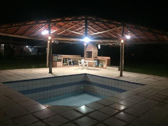 Chácara em condomínio fechado em Benevides Amazon Flora aceito permuta - Foto 6