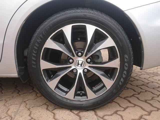 Civic Sedan LXR 2.0 Flexone 16V Aut. 4p - Foto 4