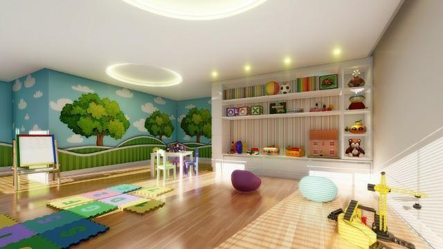Na Olivia Flores, apartamentos de 2 ou 3 quartos com varanda Gourmet - Foto 12