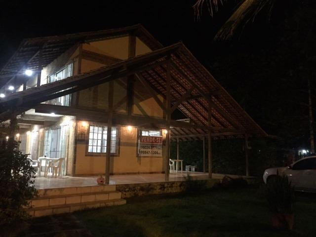 Chácara em condomínio fechado em Benevides Amazon Flora aceito permuta - Foto 8