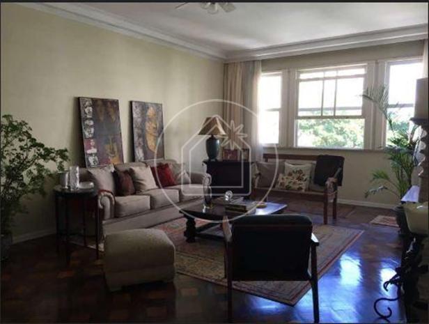 Apartamento à venda com 3 dormitórios em Copacabana, Rio de janeiro cod:878926