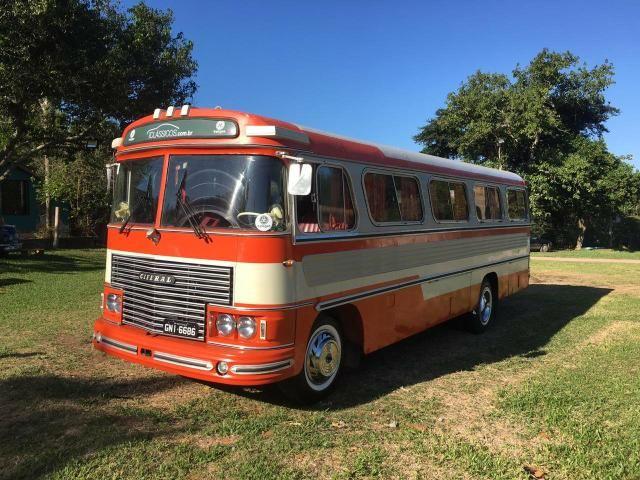 Ônibus ciferal 1971 raridade impecável - Foto 2