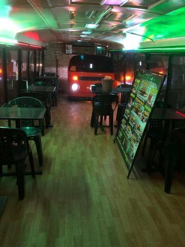 Food truck ( ônibus )