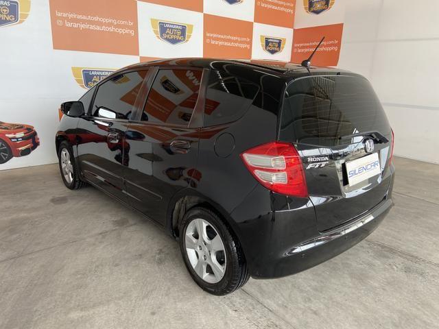 Honda Fit LX 1.4 Automático + Couro - Foto 4