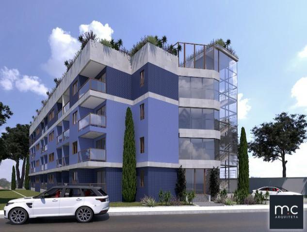 DMR - Flat no centro de Porto de Galinhas 1 ou 2 quartos para morar ou investir - Foto 3