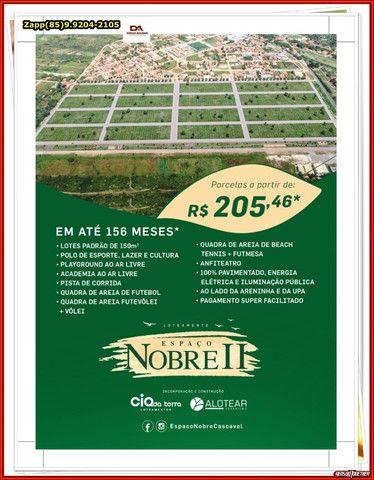 Loteamento Espaço Nobre II . Invista e Ligue.@#@ - Foto 15
