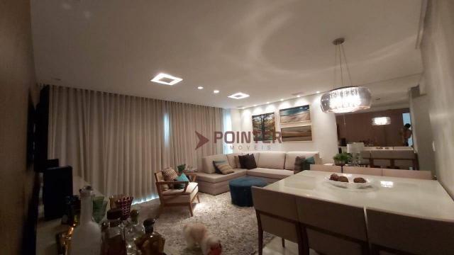Apartamento Duplex com 3 quartos à venda, 155 m² Setor Bueno - Foto 6