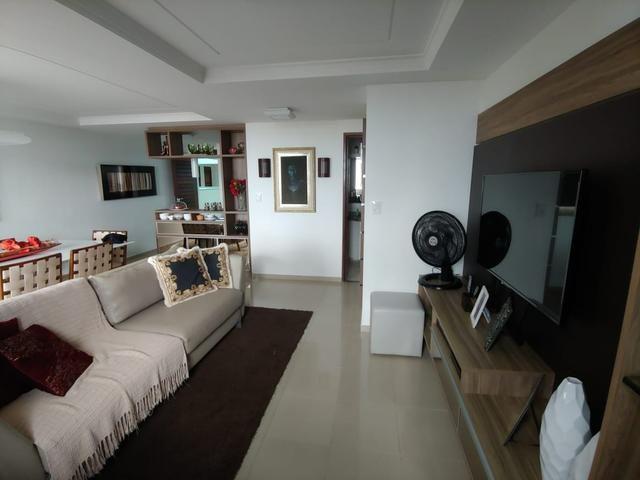 Apartamento 89m na beira mar do Cabo Branco - Foto 5