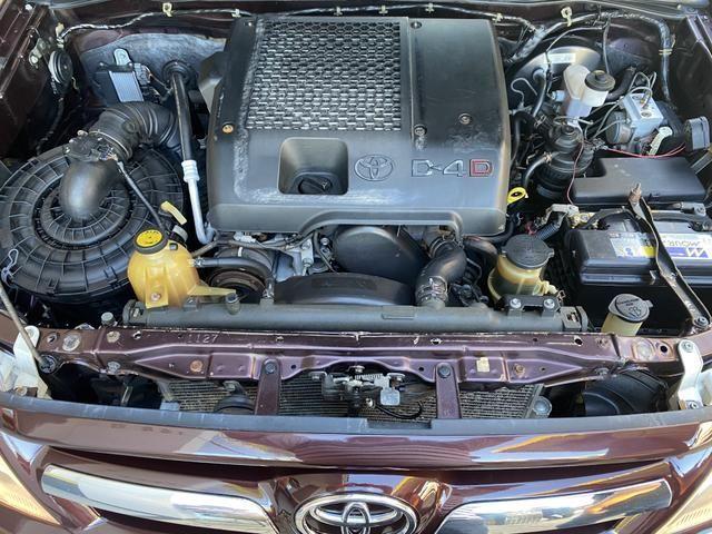 Toyota Hillux SRV 2006/2006 - Foto 9