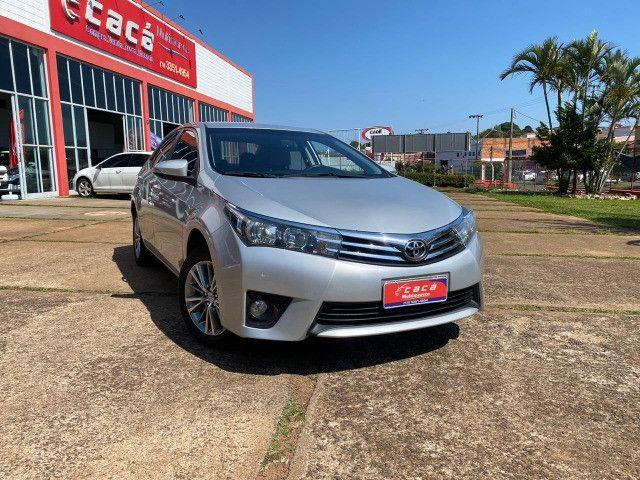 Toyota corolla xei 2.0 completo automático - 2015
