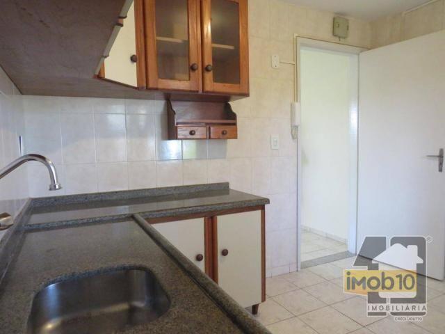 Apartamento com 2 dormitórios para alugar, 56 m² por R$ 950,00/mês - Edificio Itatiaia - F - Foto 6